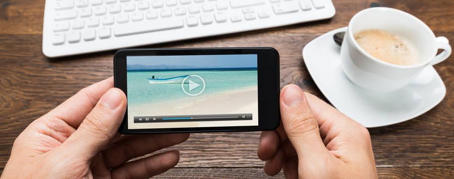 Video Texto Inbound Contenido